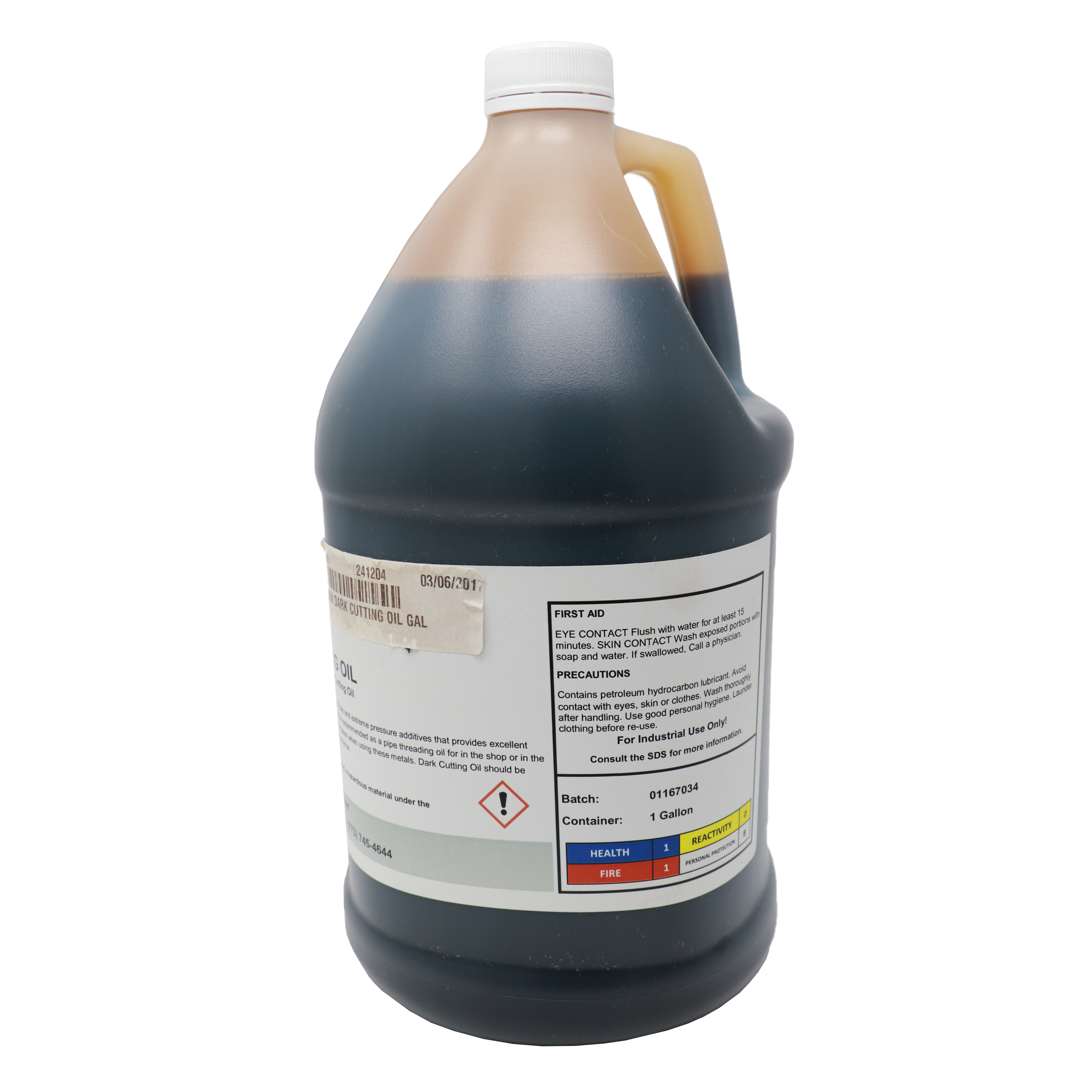 Connexion Vendor DARK-CUTTING-OIL-GAL