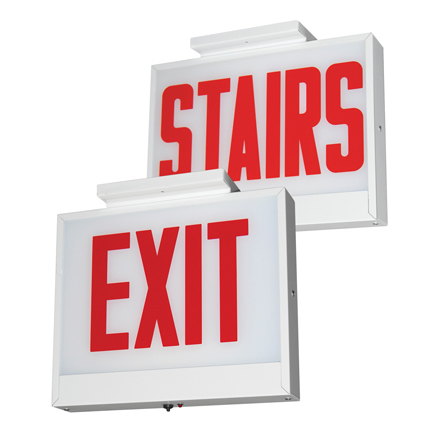 Acuity LED Exit Signs