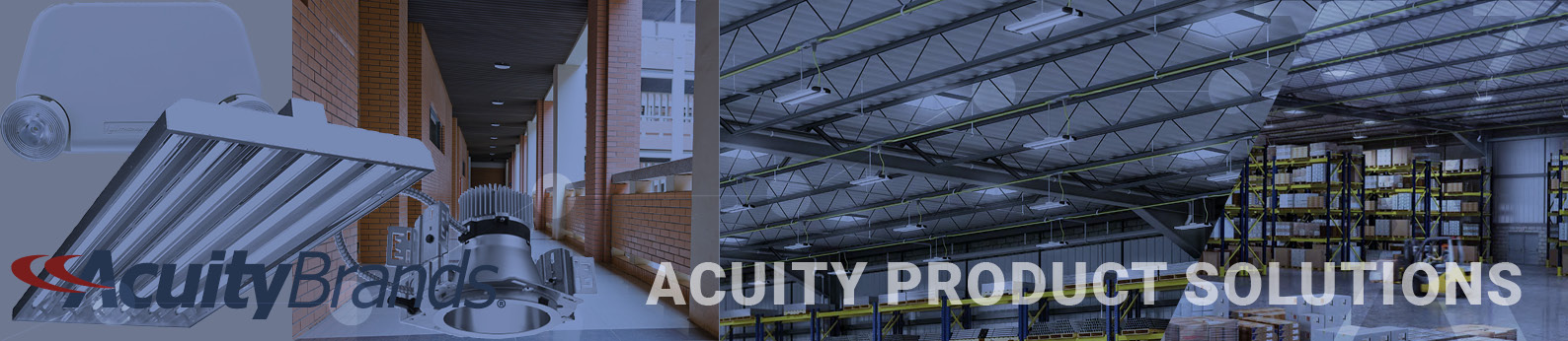 Acuity Product Solutions from Connexion