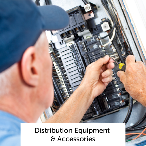 Square D Distribution Equipment