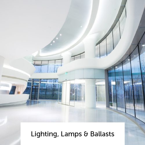 Connexion Lighting, Lamps and Ballast Products