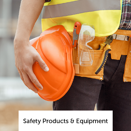 Safety Equipment, PPE and Supplies
