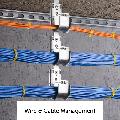 Wiremold and other cable management products