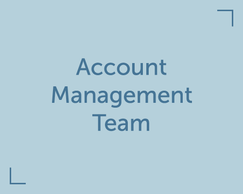 Meet our Account Management Team