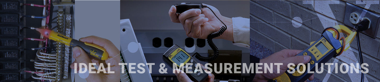 Connexion and Ideal Test & Measurement