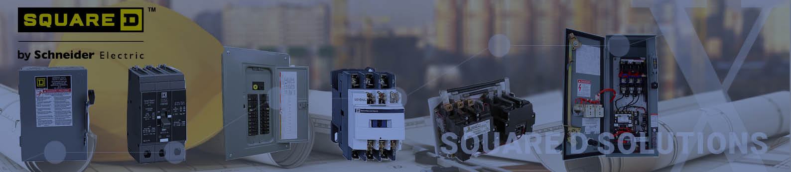 Square D and Connexion Power Solutions