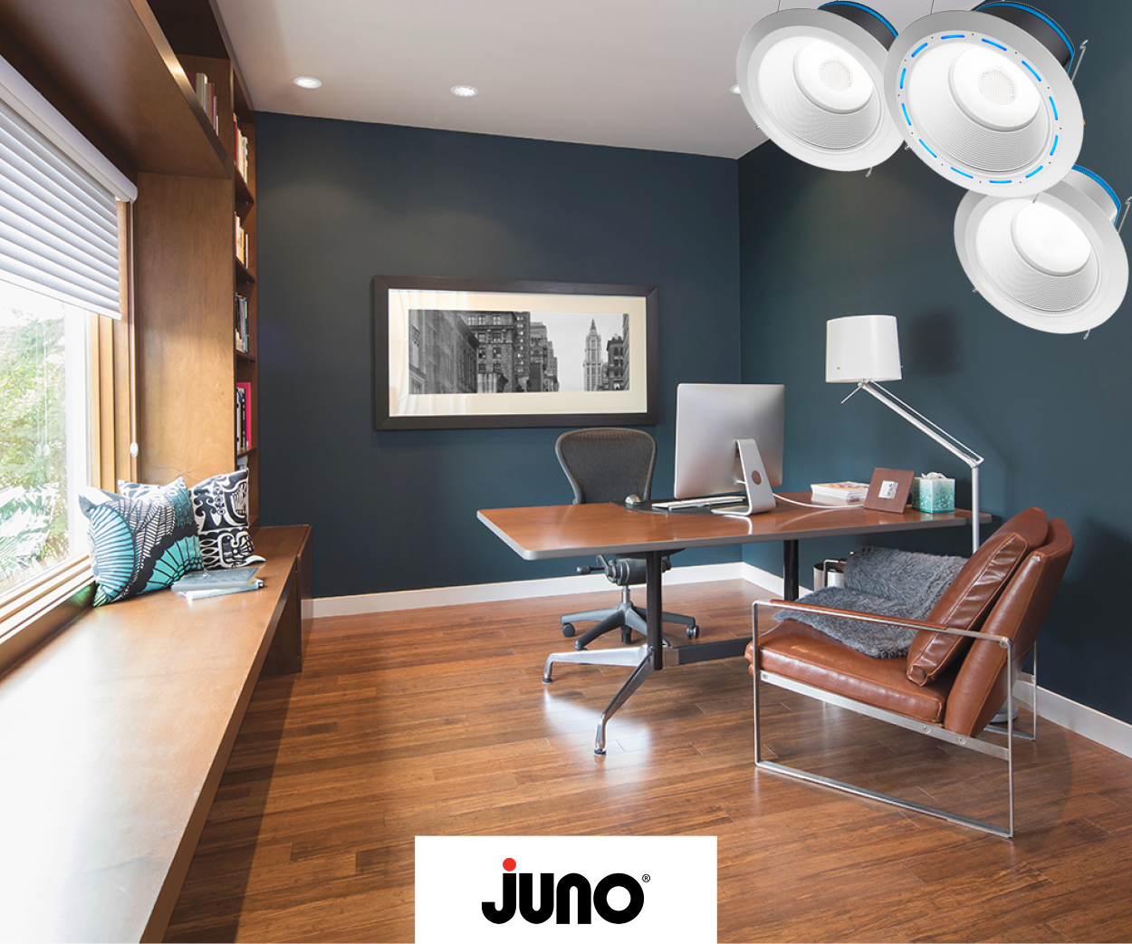 Juno AI Smart Home Downlights