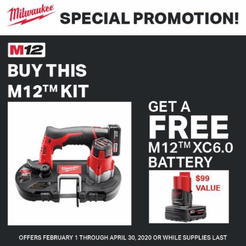 Milwaukee® 2429-21XC