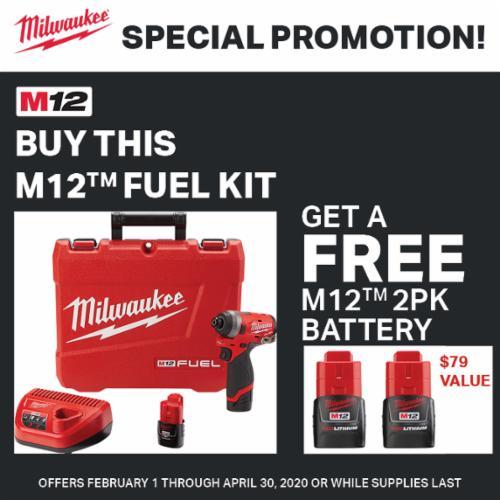 Milwaukee® 2553-22