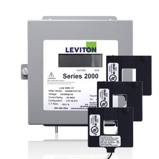 Leviton® 2K208-1W