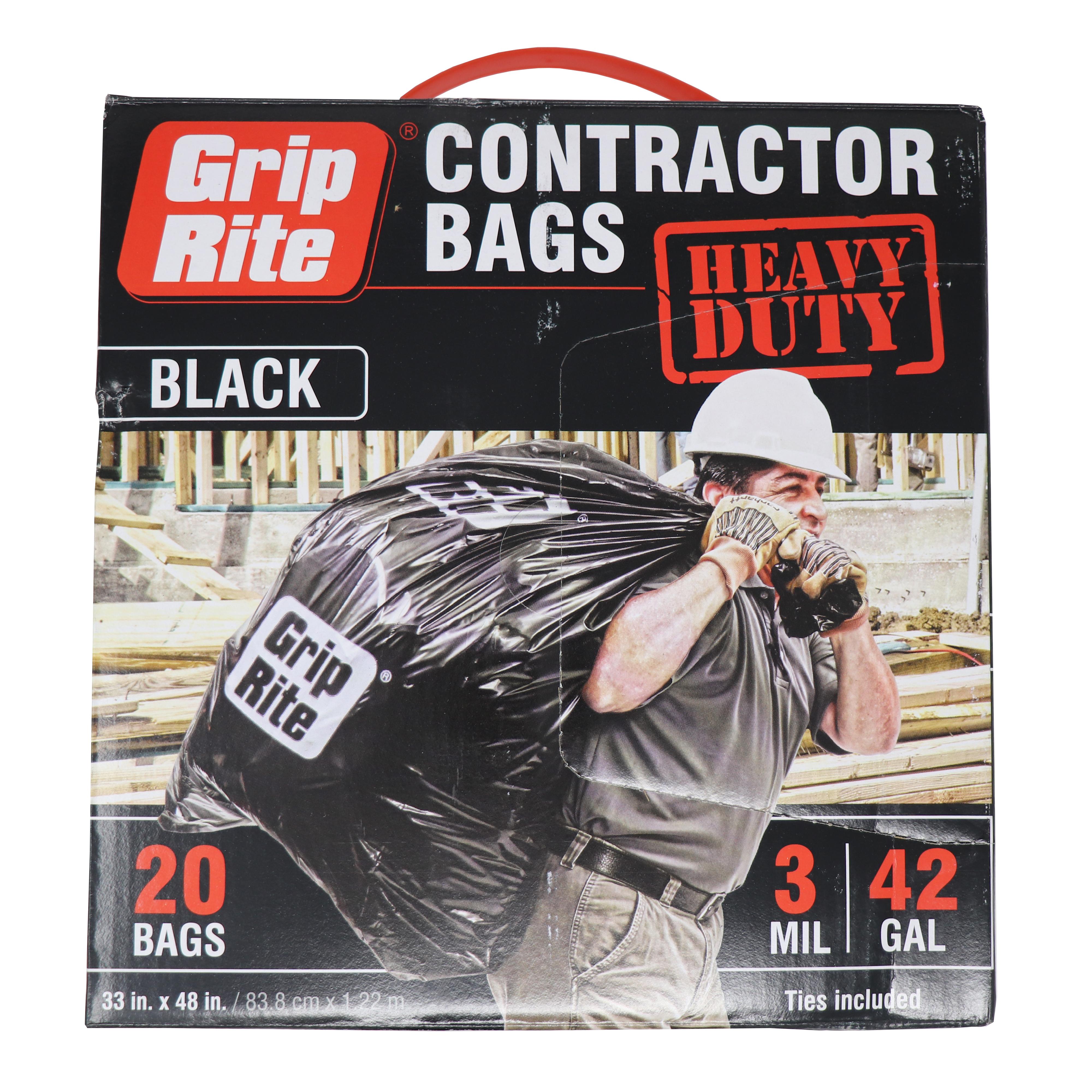 Connexion Vendor GRIP-RITE GRHDCBAG20