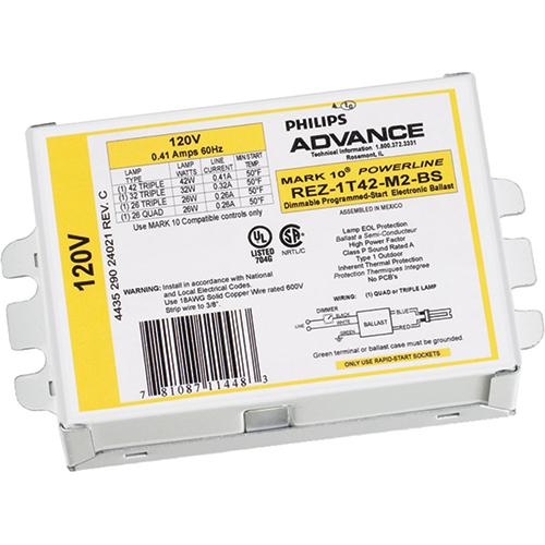 Philips Advance REZ-1-T-42-M2-LD-K