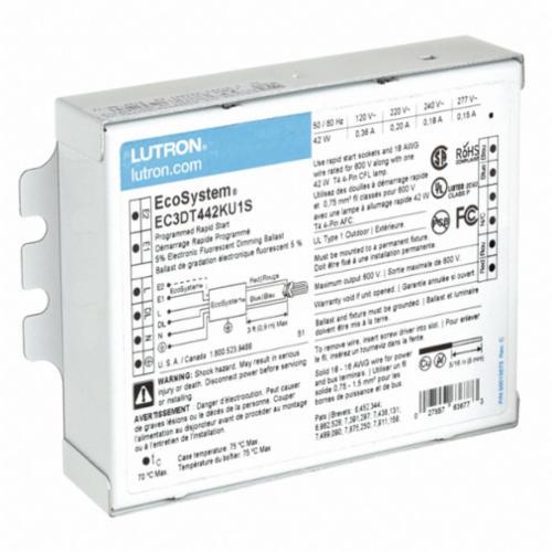 Lutron® EC3DT442KU1S