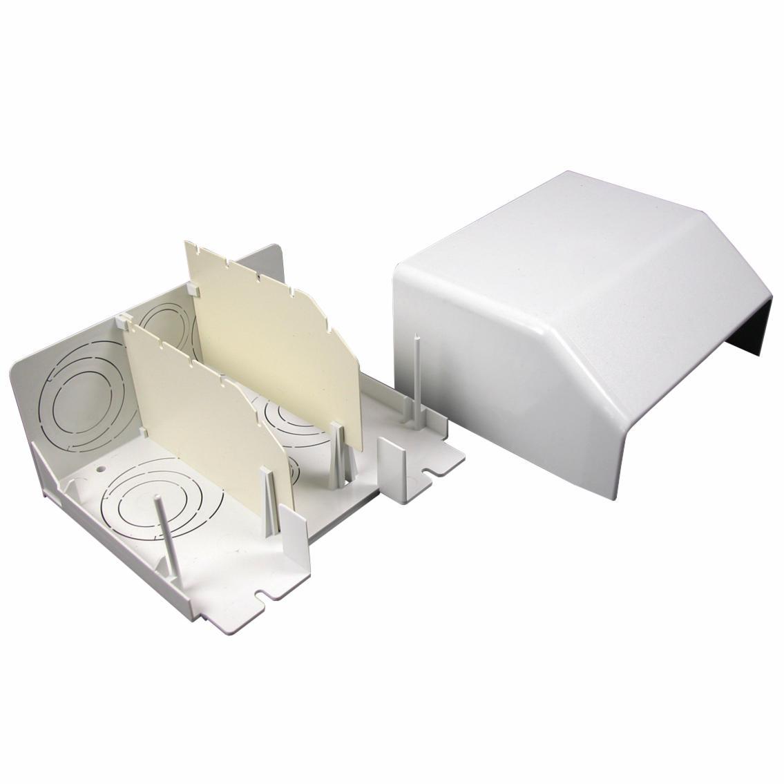 Wiremold® 5550   Connexion