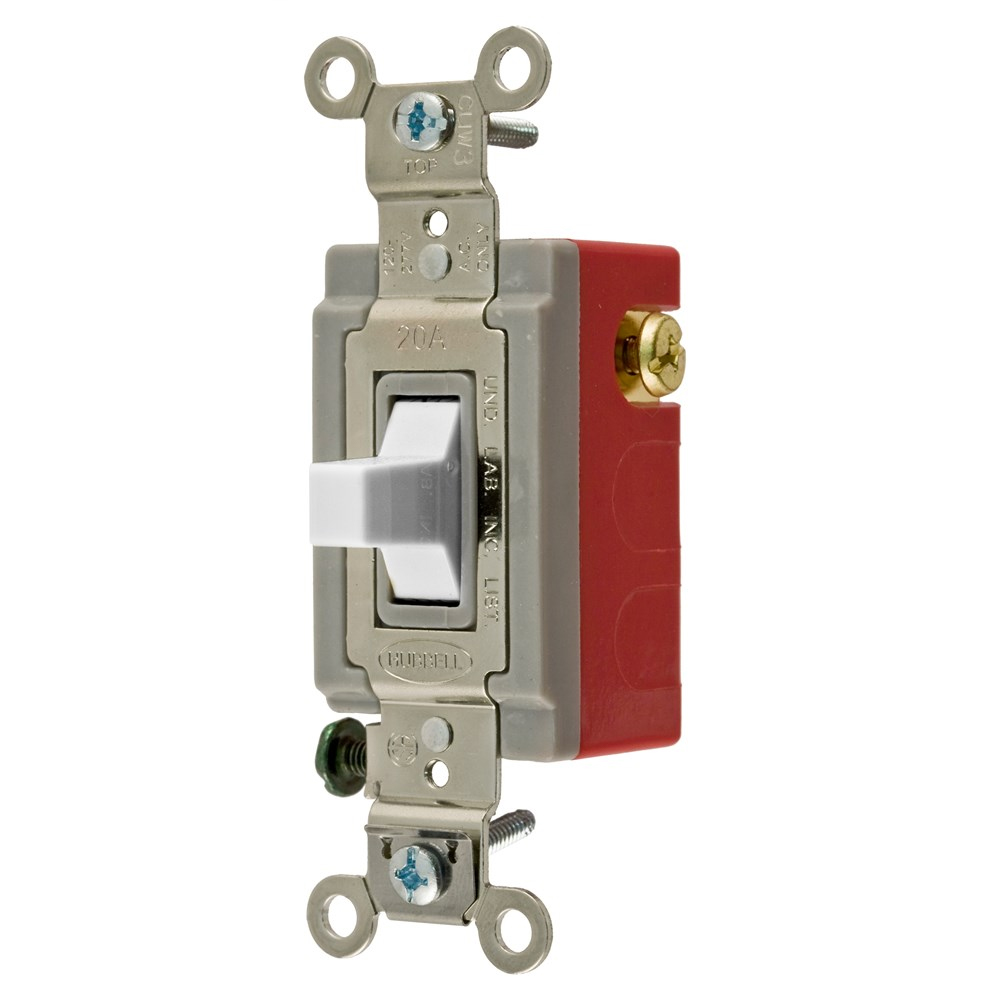 Hubbell Wiring Device-Kellems HBL1557W