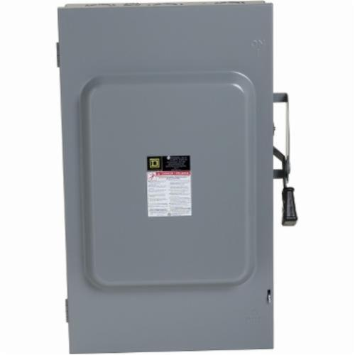 Square D™ Non-Fusible General Duty Safety Switch - 240 VAC