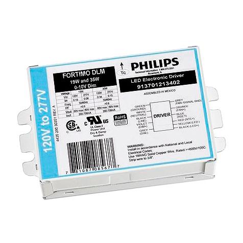 philips advance electronic led drivers