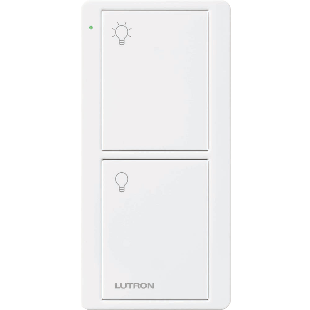 Lutron® PJ2-2B-GWH-L01