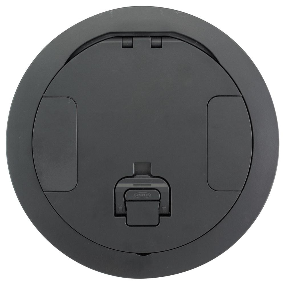 Hubbell Wiring Device-Kellems S1R8CVRBLK