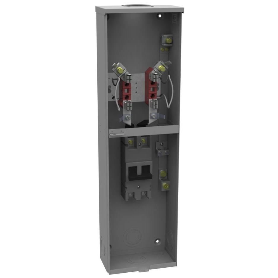 Milbank® U7607-RL-200-KK-CECHA