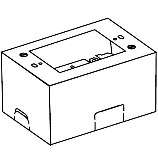 Wiremold® V2444