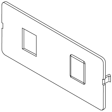 Wiremold® 5507RJ
