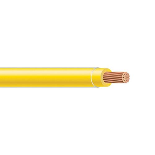 Encore Wire THHN-CU-14-STR-YEL-2500FT-PP