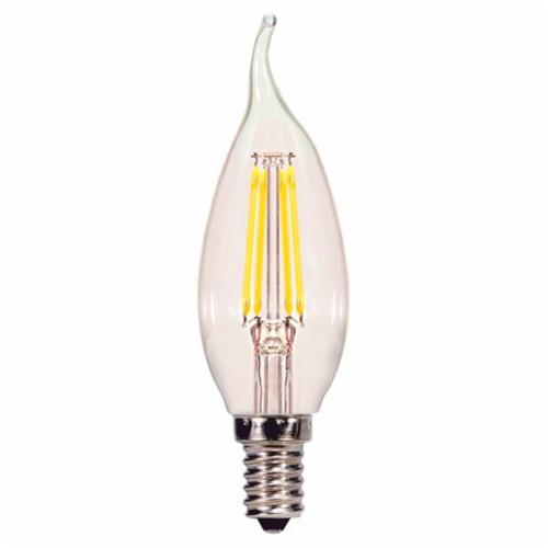 SATCO® S28614 - 4W CFC/LED/27K/CL/120V